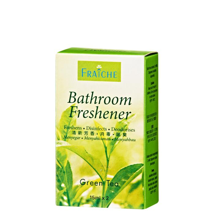 Bathroom freshener green tea cosway for Bathroom air freshener