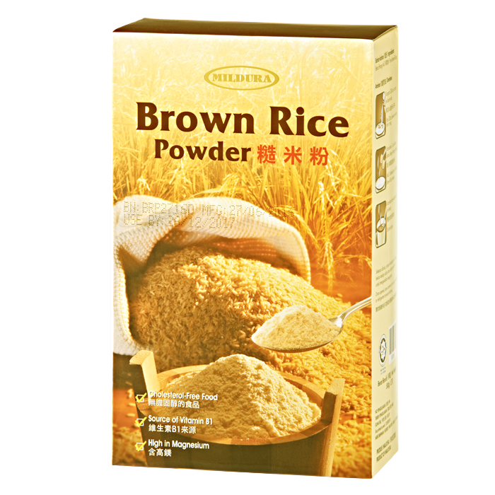 Brown Rice Powder - COSWAY