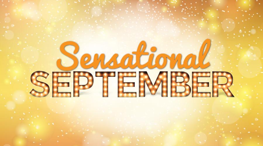 September New & Hot