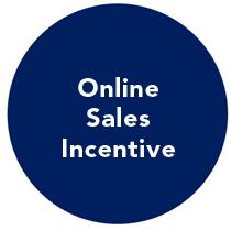 Online Sales Incentive