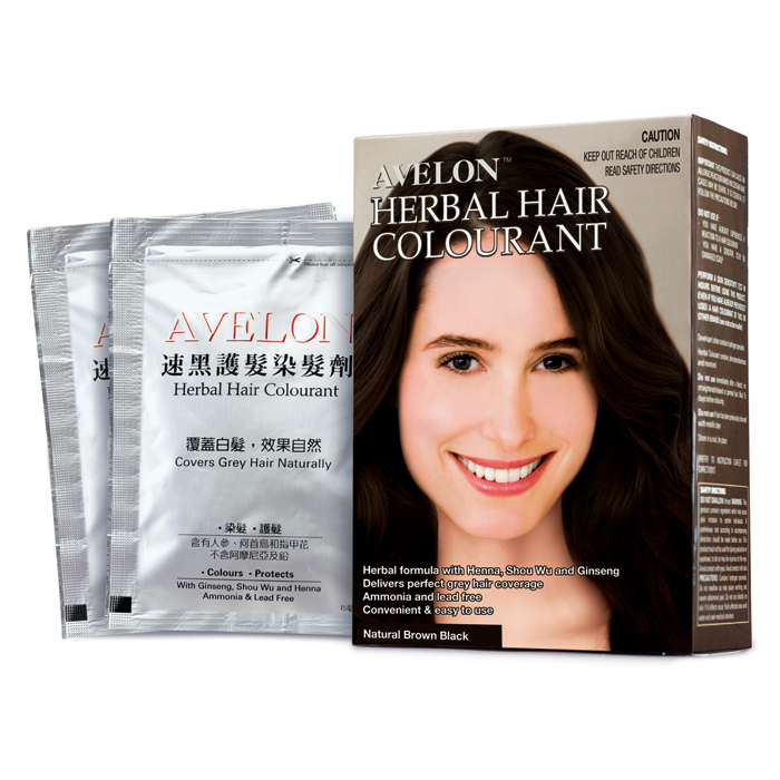 Herbal Hair Colourant - COSWAY