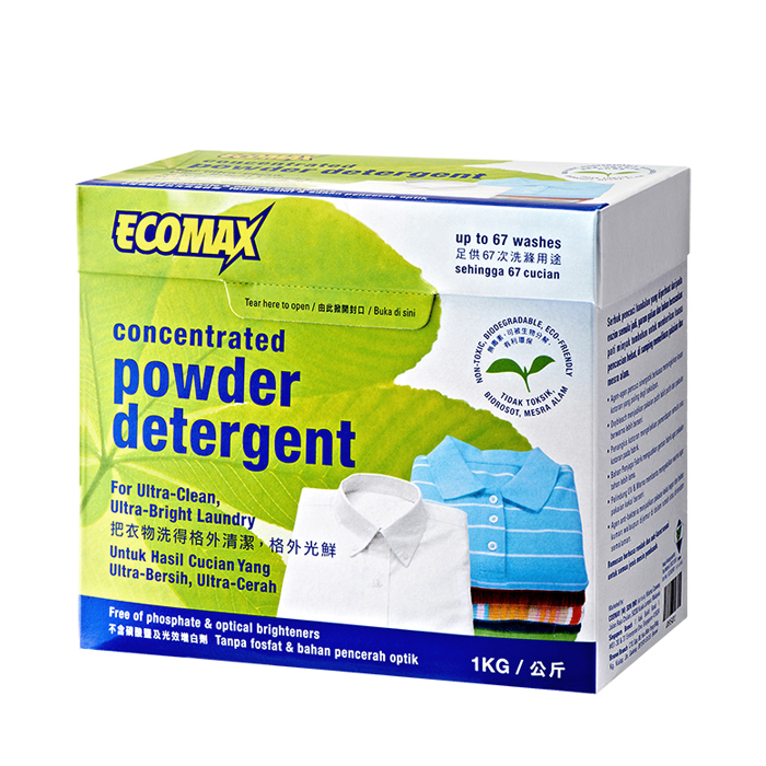 Concentrated Powder Detergent Cosway