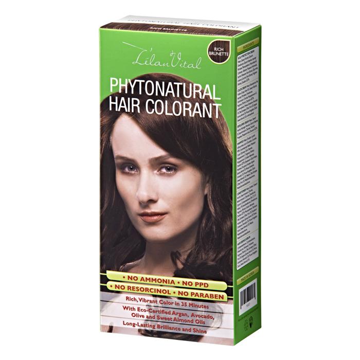 Phytonatural Hair Colorant Trendy Colour Rich Brunette Cosway
