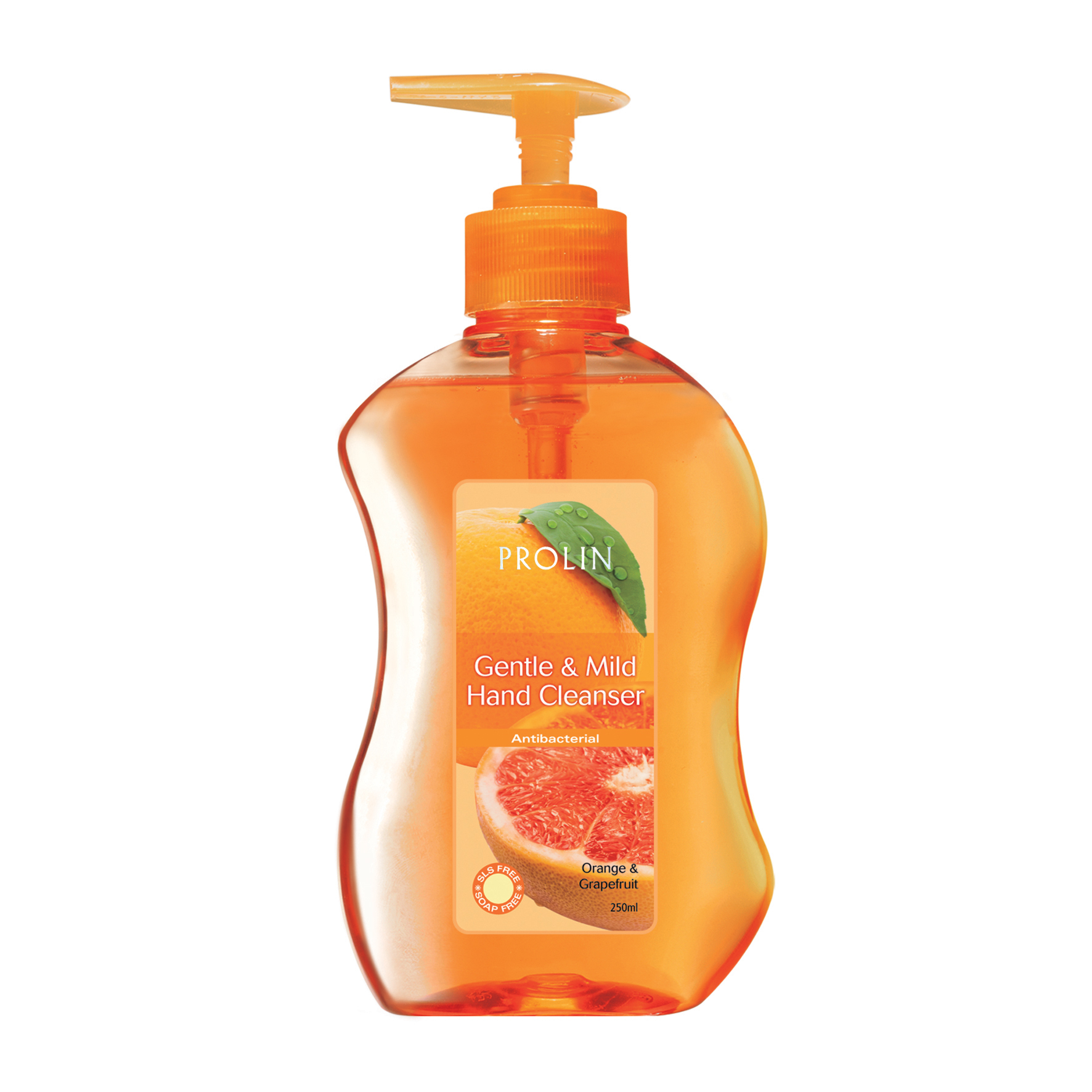 Gentle Amp Mild Hand Cleanser Orange Amp Grapefruit Cosway