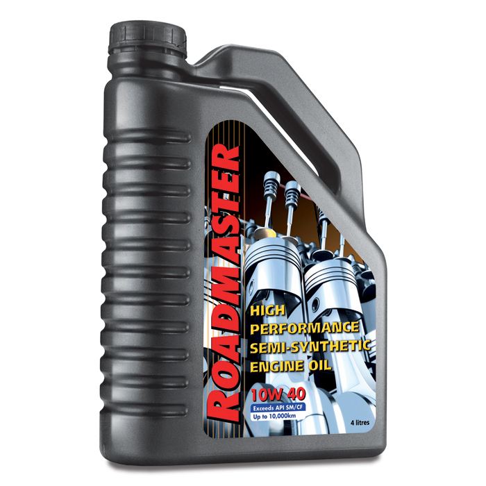 High performance semi synthetic engine oil 10w 40 cosway for Semi synthetic motor oil