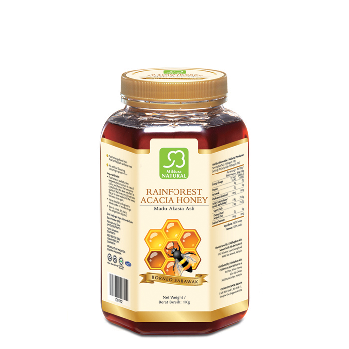 Use Of Pure Natural Honey