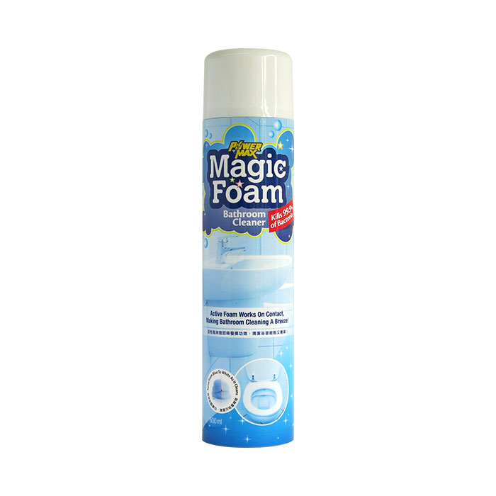 Magic Foam Bathroom Cleaner